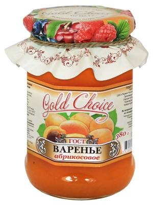 Варенье абрикосовое 380г