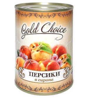 Персики в сиропе 425 мл