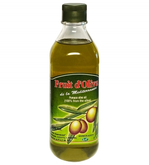 Оливковое масло Fruit d'Oliva (POMACE) 500 мл., рафинированное