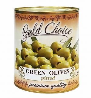 Оливки целые 3100 мл