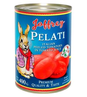 Очищенные томаты консервированные 425 мл